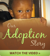 Hearts for Haben: Our Adoption Story